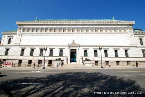 Corcoran Gallery of Art, Washington D.C., États-Unis