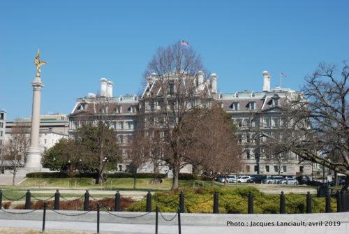 Eisenhower Executive Office Building, Washington D.C., États-Unis