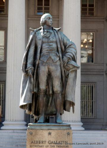 Treasury Building, Washington D.C., États-Unis