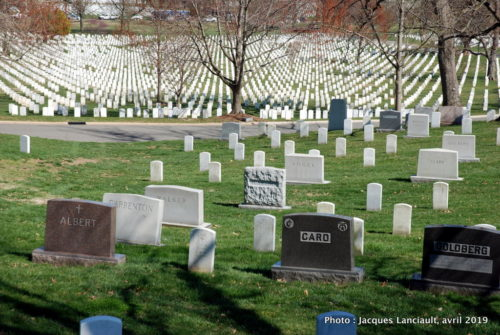 Arlington National Cemetery, Arlington, Virginie, États-Unis
