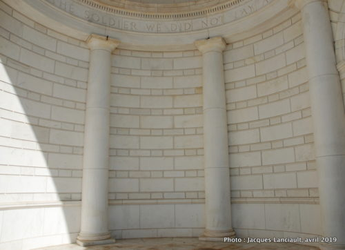 Memorial Amphitheater, Arlington National Cemetery, Arlington, Virginie, États-Unis