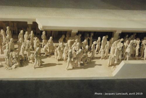 United States Holocaust Memorial Museum, Washington D.C., États-Unis