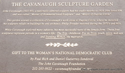 Women's Democratic Club, Washington D.C., États-Unis
