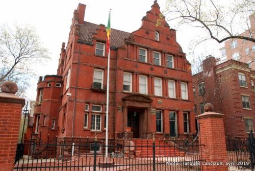 Ambassade de la République duCongo, Washington D.C., États-Unis