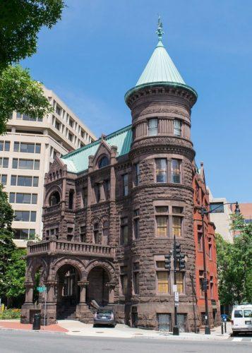 Heurich House Museum, Washington D.C., États-Unis