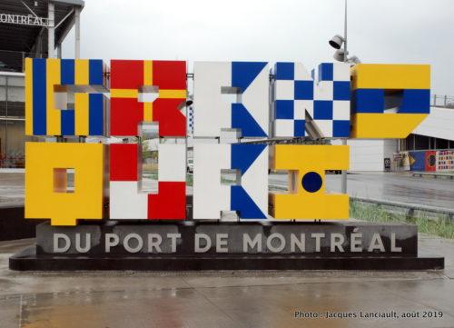 Port de Montréal, Montréal Québec