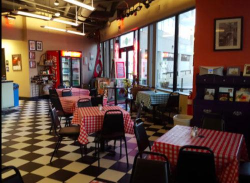 Aldo's Italian Kitchen, Alexandria, États-Unis