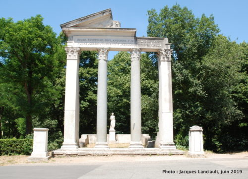 Parc de la Villa Borghese, Rome Italie