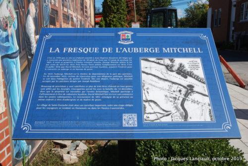 L'auberge Mitchell, Saint-Eustache, Québec
