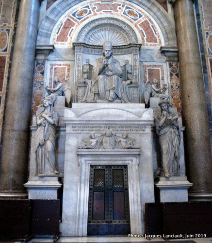 Basilique Saint-Pierre, Rome, Italie