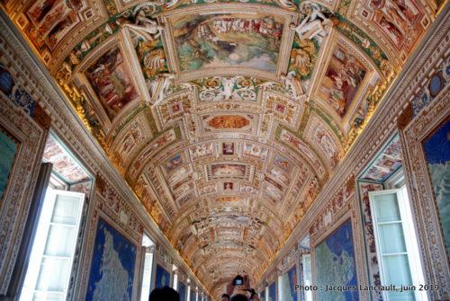 Musées du Vatican, Rome, Italie