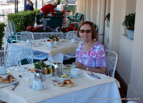 Céline au Mecenate Palace Hotel