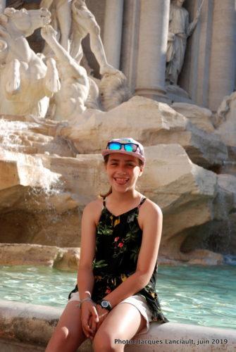 Fontaine de Trevi, Rome, Italie