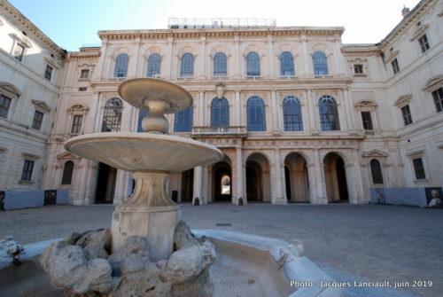 Palazzo Barberini, Rome, Italie