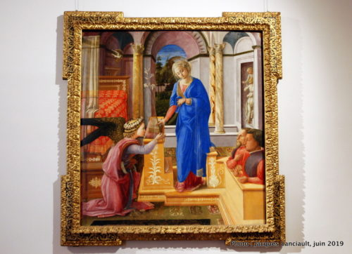 Galleria nazionali d'arte antica, Rome Italie