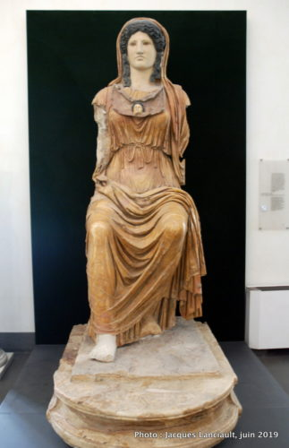 Palazzo Massimo, Musée national romain, Rome Italie