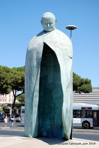 Piazza dei Cinquecento, Rome Italie