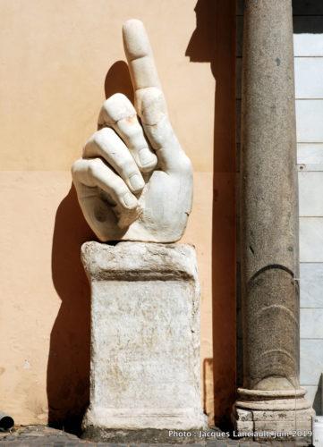 Musée Capitolin, Rome Italie