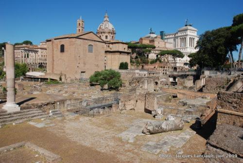 Forum de la Paix, Rome, Italie