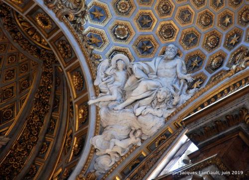 Église Saint-Louis-des-Français, Rome, Italie