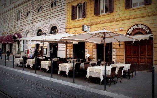 Nuova Stella Tratoria, Rome, Italie