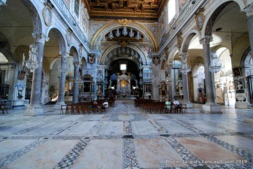 Basilique Santa Maria in Aracoeli, Rome, Italie