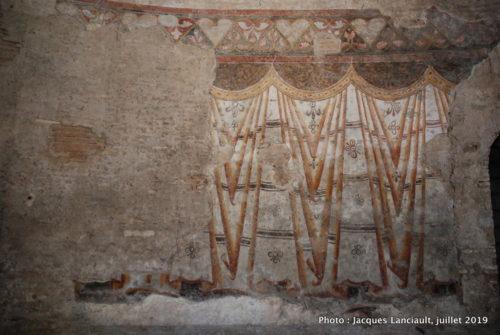 Tempio del Divo Romolo, Forum romain, Rome, Italie