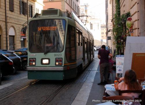 Via Daniele Manin, Rome, Italie
