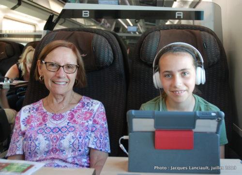 Tren Italia, Rome Italie