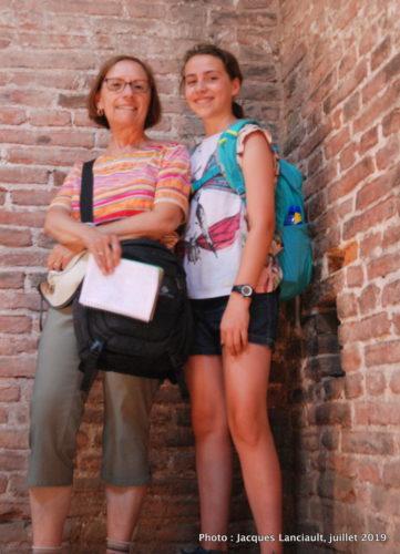 Torre Guinigi, Lucques, Italie