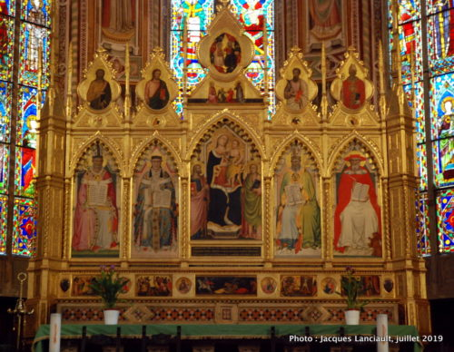 Église Santa Croce, Florence, Italie