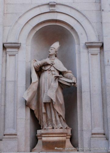 Basilica Santi Paolino e Donato, Lucques, Italie