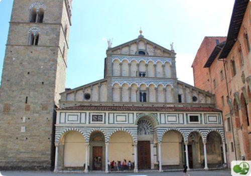 Cattedrale di San Zeno, Pistoia, Italie