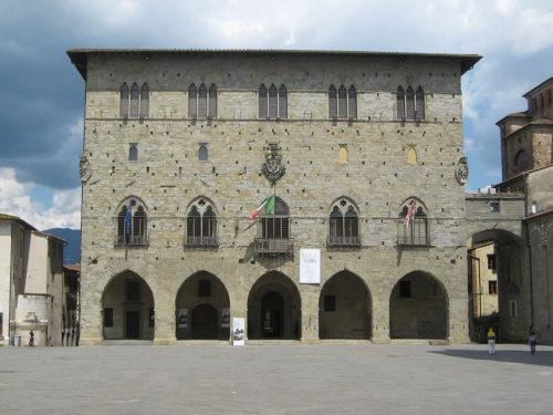 Palazzo comunale, Pistoia, Italie