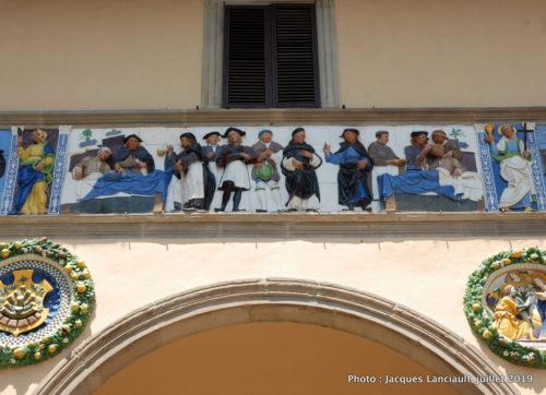 L'Ospedale del Ceppo, Pistoia, Italie