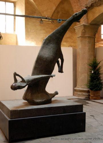 Marino Marini, Museo Civico, Pistoia, Italie