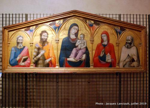 Museo Civico, Pistoia, Italie