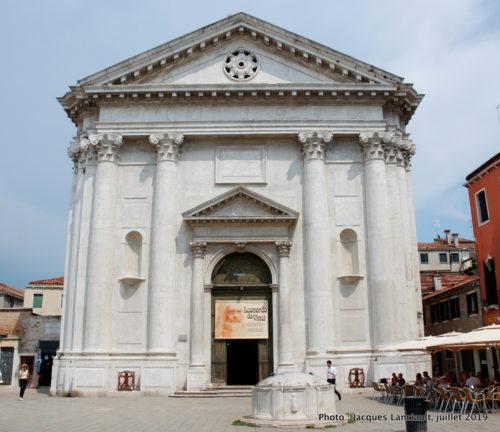 Église San Barnaba, Venise, Italie