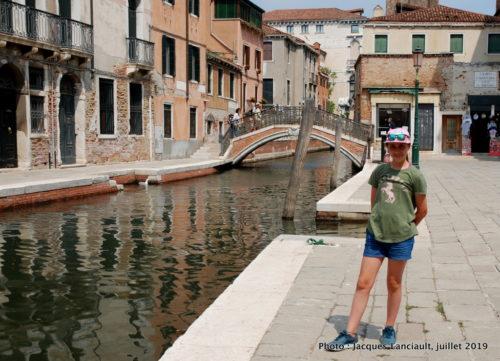 Campo San Barnaba, Venise, Italie