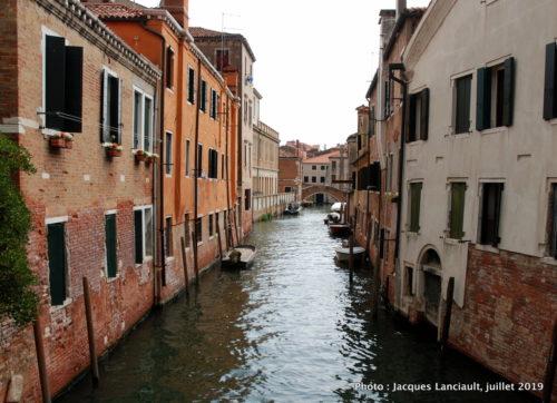 Dorsoduro, Venise, Italie