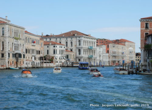 Grand Canal, Venise Italie