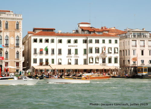 Punta della Dogana, Venise, Italie