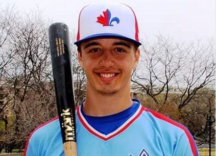 Jason Bégin, Académie Baseball Canada