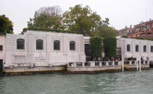 Palazzo Venier dei Leoni, Venise, Italie