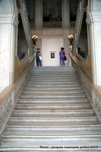 Palazzo Grassi, Venise, Italie