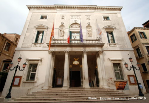 La Fenice, Venise, Italie