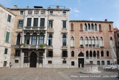 Campo Sant'Angelo, Venise, Italie