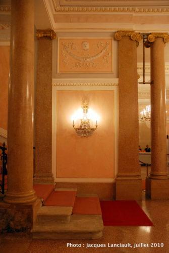 Gran Teatro La Fenice, Venise, Italie