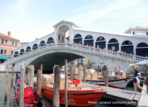 Ponte diRialto, Venise, Italie