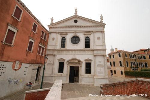 Chiesa di San Sebastiano, Venise, Italie